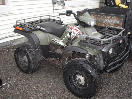 ATV For Sale:  2004 Polaris 500