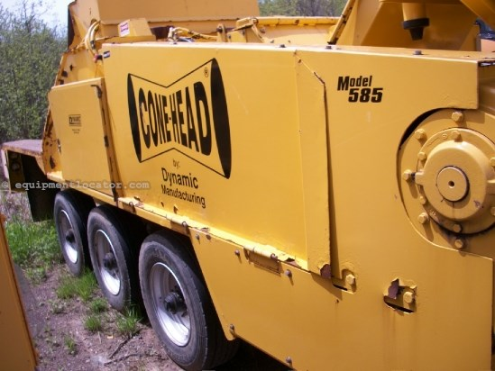 2008 Dynamic Cone-Head 585 Chipper-Self Propelled For Sale
