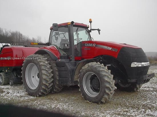 Tractor For Sale:  2013 Case IH 290MAG