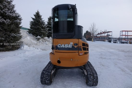 2012 Case CX36B ZTS Excavator-Mini For Sale