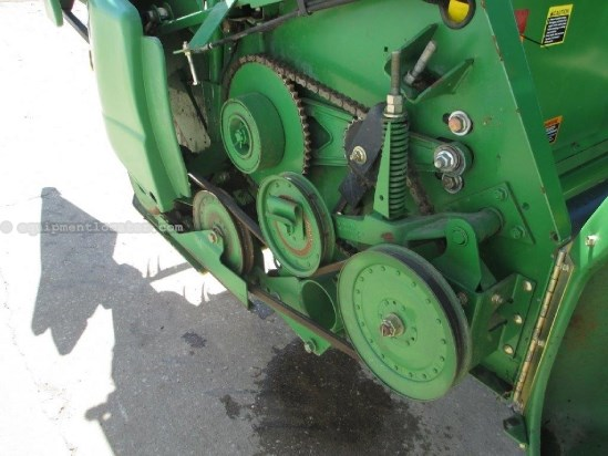 2004 John Deere 630F, 30Ft, Full Finger, Poly, 9660/9670/9760/9770 Header-Flex For Sale