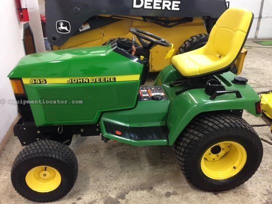 1996 John Deere 445 Riding Mower For Sale at