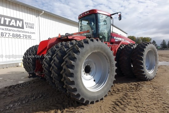 2008 Case IH STEIGER 485HD, 4WD, with Triples, Tractor For Sale