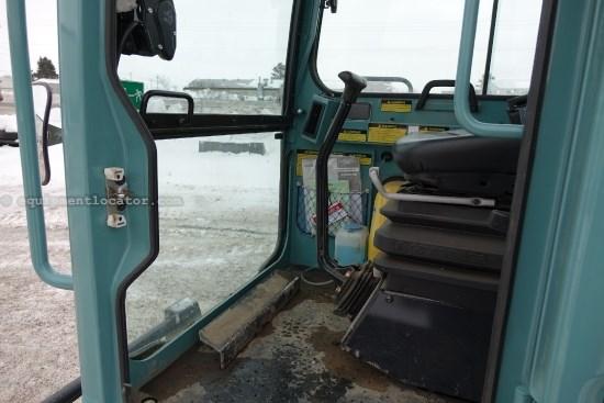 2012 Yanmar C50R Dump Truck For Sale