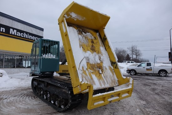 2012 Yanmar C50R Dump Truck For Sale