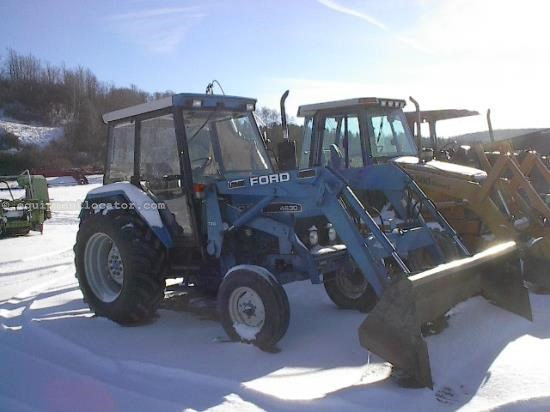 Tractor For Sale:  1994 New Holland 4630