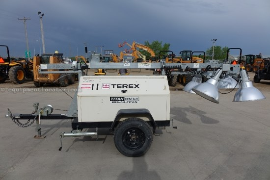 2008 Terex 4000, Terex Light Tower,6kw generator  Light Tower For Sale