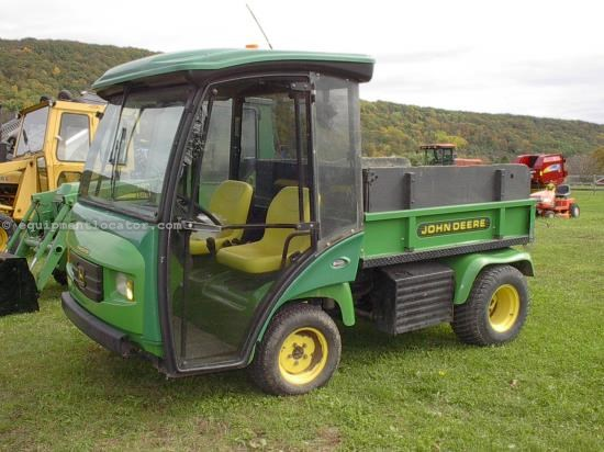 Utility Vehicle For Sale:  2004 John Deere 2020