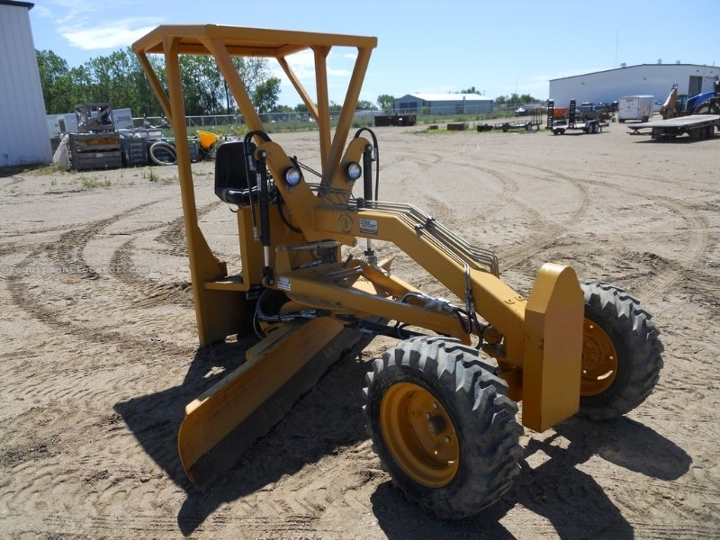 Photos of 2009 Other NEW Aged Patrol, Skid steer 10' blade