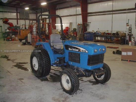 Tractor For Sale:  2005 New Holland TC30