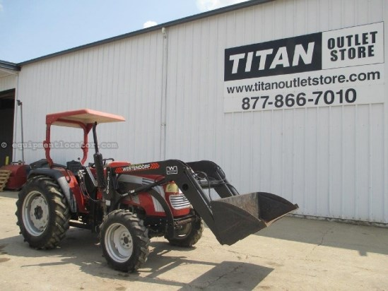 2007 Foton 404, 540 PTO, 4 Spd, 2 ROPS W/ Canopy Tractor For Sale