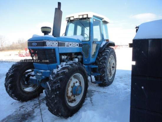 Tractor For Sale:  Ford 8630