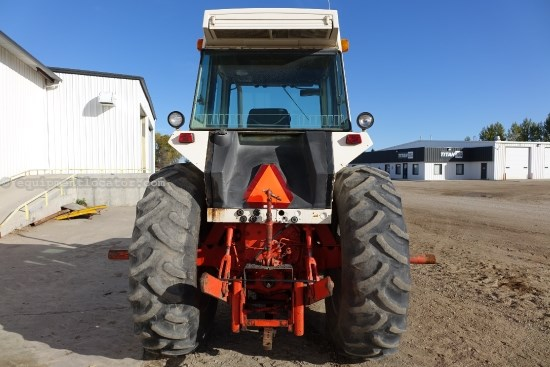 1979 Case 2090, 10749 Hr, PS Trans, 2 Remotes, Dlx Cab, 3 Pt Tractor For Sale