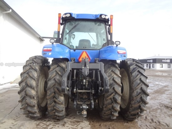 2012 New Holland T8390 - 372 hrs, 50KPH, AutoSteer, Hi Flow Hyd Tractor For Sale