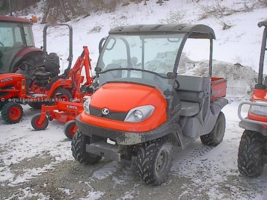 Utility Vehicle For Sale:  2009 Kubota RTV500