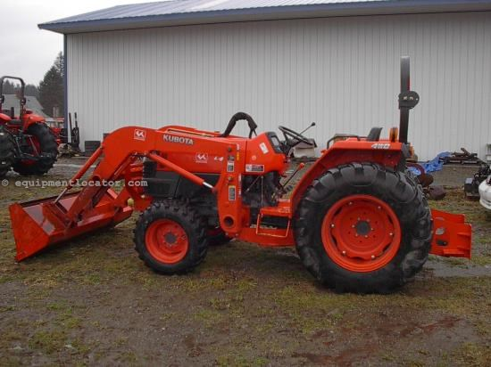 Tractor For Sale:  2007 Kubota L4400DT