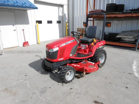 Tractor For Sale:  2009 Massey Ferguson GC2400