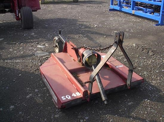 Rotary Cutter For Sale:  Bush Hog SQ48