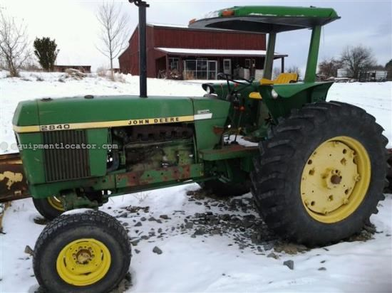 Tractor For Sale:  1979 John Deere 2840