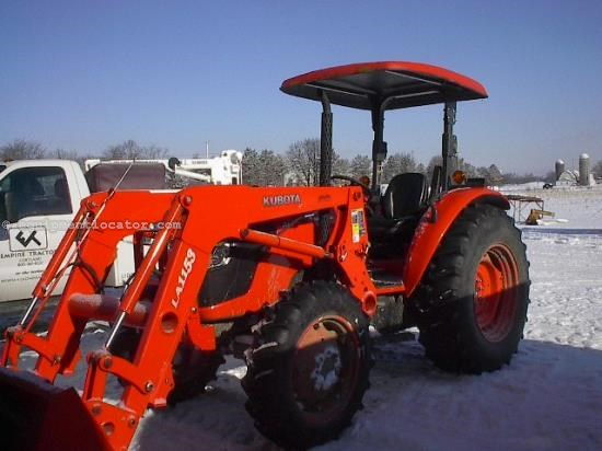Tractor For Sale:  2010 Kubota M7040HD