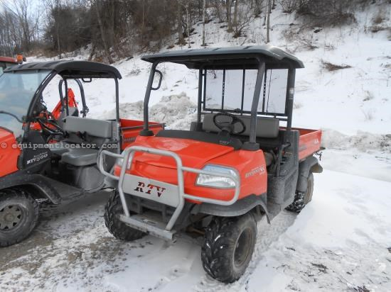 Utility Vehicle For Sale:  2007 Kubota RTV900
