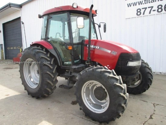 2011 Case IH Farmall 95, 2095 Hr, 90 HP, 3 Pt Tractor For Sale