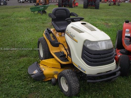 Riding Mower For Sale:  Cub Cadet GT1554