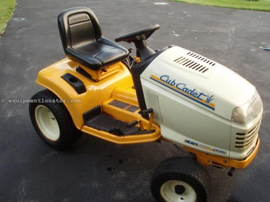 Riding Mower For Sale:  2004 Cub Cadet GT2186
