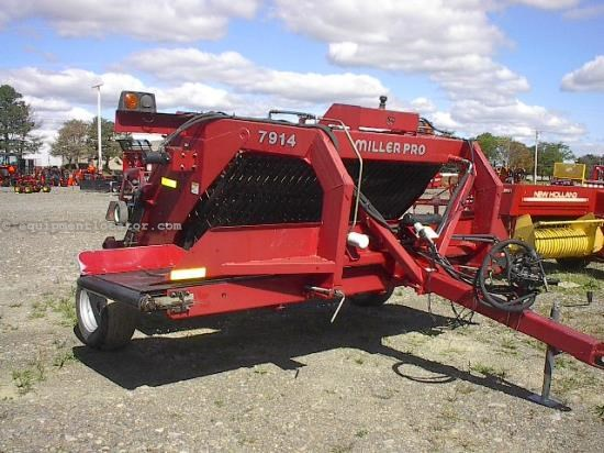 Windrow Inverter For Sale:  Miller Pro 7914