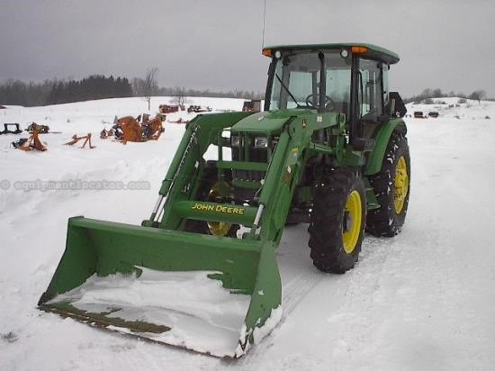 Tractor For Sale:  John Deere