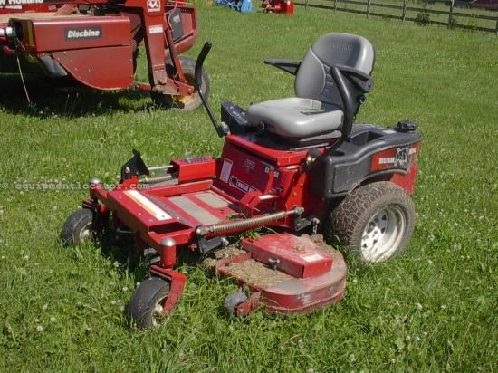 Riding Mower For Sale:  Bush Hog ES2252