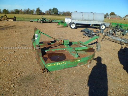 John Deere 706 Rotary Cutter For Sale at EquipmentLocator com