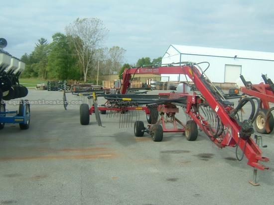 Tandem Rotary Rakes : Miller pro hay rake rotary for sale at