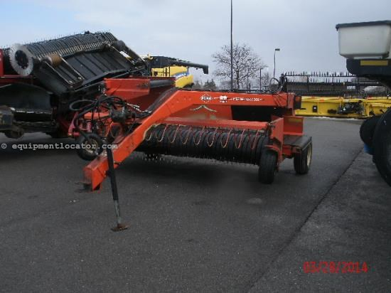 Windrow Inverter For Sale:  2008 Kuhn MM300