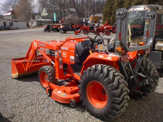 Tractor For Sale:  2005 Kubota B7800