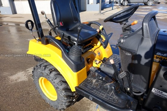 2012 Yanmar SC2400, 3 Pt, 24 HP, Loader Loader Landscaper For Sale