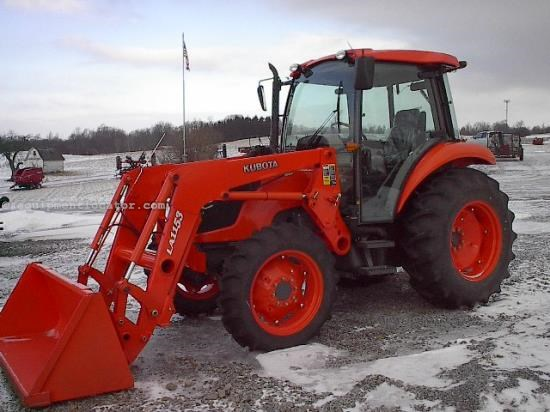 Tractor For Sale:  2007 Kubota M5040HD