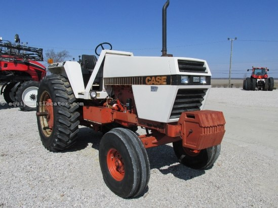 Tractor For Sale:  1983 Case 2090, 93 HP, 4325 Est Hours, 12500.00 USD