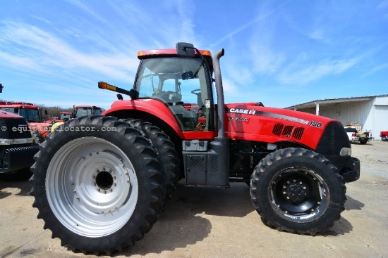 Tractor For Sale:  2011 Case IH 180, 2698 Est Hours, 98500.00 USD