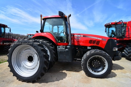 Tractor For Sale:  2012 Case IH 180, 1474 Est Hours, 115000.00 USD