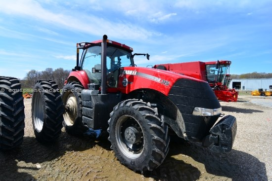 Tractor For Sale:  2013 Case IH 315, 746 Est Hours, 192500.00 USD