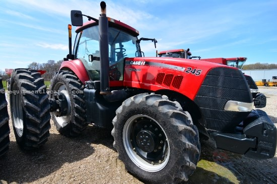 Tractor For Sale:  2010 Case IH 245, 1760 Est Hours, 122500.00 USD