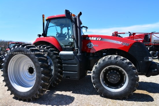 Tractor For Sale:  2013 Case IH 235, 457 Est Hours, 150500.00 USD