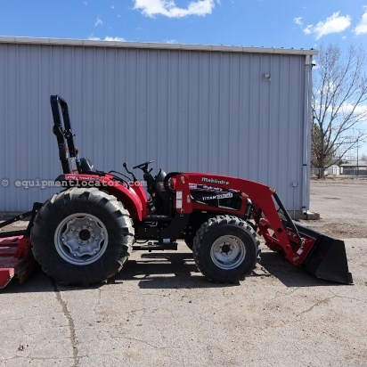 2012 Mahindra 5035SPT Tractor For Sale