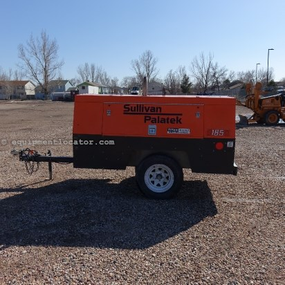 2010 Sullivan D185011JD, Portable, Light package Air Compressor For Sale