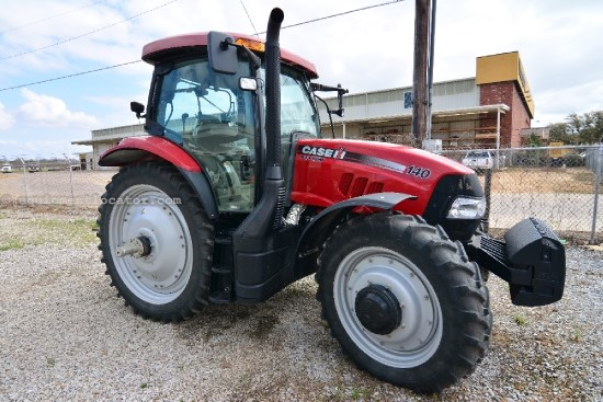 Tractor For Sale:  Case IH 140, 636 Est Hours, 85000.00 USD