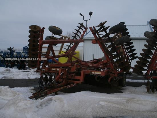 Disk Harrow For Sale:  Krause 4995-28WR