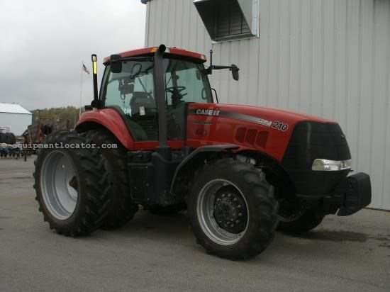 Tractor For Sale:  2011 Case IH 210MAG