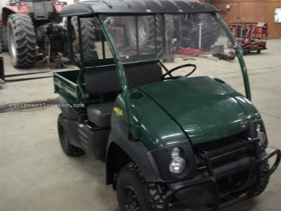 Utility Vehicle For Sale:  Kawasaki KAF400A6F
