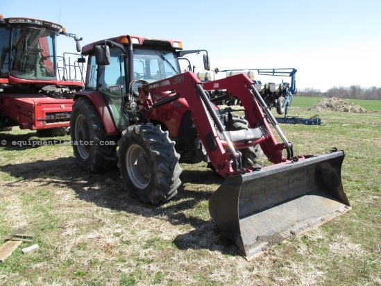 Tractor For Sale:  2009 Case IH FARMALL 105U, 90 HP, 153 Est Hours, 53903.00 USD